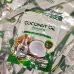 1ซอง COCONUT OIL น้ำมันมะพร้าวสกัดเย็น ขนาด 1000 มล. By ภูชิ เนอร์เจอร์รัล เฮิร์บ ค่าส่งems 50 บาท