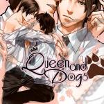 Queen and dogs: Kazuya Nakahara (นิยาย)