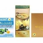 รกแกะ+นมผึ้ง+บิลเบอรี่ เซ็ตวิตามินเพื่อสุขภาพและความงาม ดูแลทั้งผิวพรรณ สุขภาพร่างกาย และดวงตา วิตามินระดับพรีเมี่ยม wealthyhealth ออสเตรเลีย