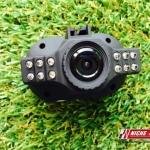 HD DVR Car cameras กล้องติดรถยนต์ รุ่น DVR C600