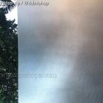 """PVC สุญญากาศติดกระจก หน้ากว้าง 90cm """"Static and Strip"""" ตัดแบ่งขายเมตรละ 250 บาท"""