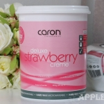 ฮาร์ด แว็กซ์ Deluxe Strawberry Crème Hard Wax 800g