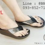 รองเท้าเพื่อสุขภาพ Cherics รุ่นโซฟา ประดับเพชร 36-40