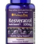 Puritan Resveratrol 100 mg. 120 ซ๊อฟเจล (USA) ช่วยดูแลผิวพรรณสดใส ฟื้นฟูสุขภาพ ชะลอความแก่