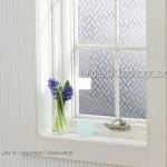 "PVC สูญญากาศติดกระจก ""Static Block Shape"" หน้ากว้าง 90 cm ราคาต่อเมตร 250 บาท"