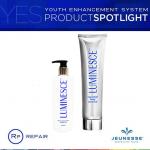Jeunesse เซทคู่ Jeunesse เซทคู่ LUMINESCE™ Miracle Moisturizing Shower Gel 200 ml. + LUMINESCE™ Essential Body Renewal 150 ml.