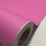 "Wallpaper Sticker วอลล์เปเปอร์มีกาวในตัว ""สีชมพู"" หน้ากว้าง 1.22m ตัดขายตามความยาว เมตรละ 200 บาท ขั้นต่ำ 2m"