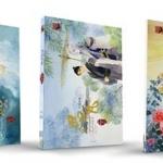 ตำนานเทวา + บาปลวง + คะนึงภพ + เล่มพิเศษ : กงจื่อฮวนสี่ ภาพ หังเหว่ย