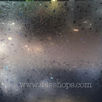 """PVC สุญญากาศติดกระจก หน้ากว้าง 90cm """"Static with Crystal"""" ตัดแบ่งขายเมตรละ 250 บาท"""