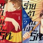 ร่ายรำในเงารัก เล่ม 1-2 : Isaku Natsume