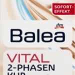 เซรั่ม Ampulle Vital 2-Phasen Kur, 7 ml (set 4 แพค/เดือน)