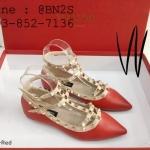 รองเท้า วาเลนทิโน่ สไตล์ เย็บหมุด แบบสวม ไซต์36-40