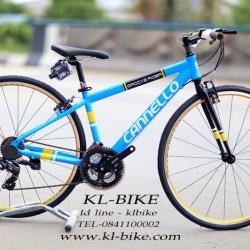 จักรยานไฮบริด Cannello Grove Rider