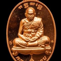 เหรียญมหามงคล ครบ 8 รอบ หลวงปู่ทิม วัดพระขาว จ.อยุธยา ปี2552