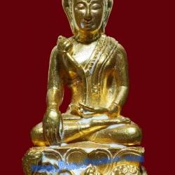 พระอุปคุต เนื้อทองคำ จังหวัดร้อยเอ็ด ปี2549 พิมพ์ใหญ่