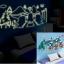 """สติ๊กเกอร์เรืองแสงตกแต่งห้องเด็ก """"Thomas"""" ความสูง 50 cm กว้าง 110 cm thumbnail 1"""