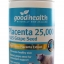 รกแกะ Goodhealth Sheep Placenta 25,000 mg. plus Grape Seed 2,000 mg. 1 ขวด 60 เม็ด บำรุงผิวสวยอ่อนเยาว์ จากนิวซีแลนด์ thumbnail 6