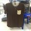 เสื้อยืดคอกลม สำหรับ ผู้ชายอ้วน 2XL 3XL 4XL รหัส NR60063 thumbnail 4