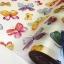 """สติ๊กเกอร์ฝ้าติดกระจกแบบมีกาวในตัว """"Wonderful Butterfly"""" หน้ากว้าง 90 cm ตัดแบ่งขายเมตรละ 189 บาท ขั้นต่ำ 3m thumbnail 1"""