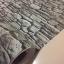 "Wallpaper Sticker วอลล์เปเปอร์แบบมีกาวในตัว ""ลายหินสีเทาดำ"" หน้ากว้าง 1.22m ตัดขายตามความยาว เมตรละ 250 บาท thumbnail 2"