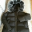 PRE Faux Fur Hooded Down Coat - short thumbnail 69