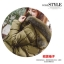 PRE Faux Fur Hooded Down Coat - short thumbnail 29