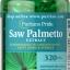 ลดปัญหาผมร่วง Puritan's Pride Saw Palmetto Standardized Extract 320 mg ขนาด 60 softgels thumbnail 1