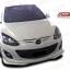 Mazda 2 2008 Sedan V1 thumbnail 2