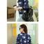 เสื้อแจ็คเก็ตน้ำสบาย ๆ เสื้อคลุม กันลม กันหนาว พิมพ์ลาย เป็ด (พรีออร์เดอร์) thumbnail 7