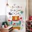 """สติ๊กเกอร์ติดผนัง สำหรับห้องเด็ก """"หมี Bear""""ความสูง 115 cm ความยาว 72 cm thumbnail 1"""