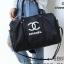 กระเป๋าเดินทาง 18 นิ้ว ผ้าไนล่อน มีสายยาวสะพาย ชาแนล thumbnail 3