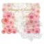 package backdrop ดอกไม้กระดาษสำหรับจัดฉากงานแต่งงานขนาด2.4*2.4 thumbnail 2