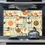 """สติ๊กเกอร์ติดครัวกันน้ำมันกระเด็น """"Kitchen Time"""" ขนาด 60 cm x 90 cm thumbnail 2"""