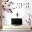 """สติ๊กเกอร์ติดผนังตกแต่งบ้าน """"Chinese Sakura"""" ความสูง 90 cm กว้าง 113 cm thumbnail 1"""