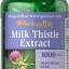 Detox บำรุงตับ Puritan's Pride Milk Thistle 4:1 Extract 1000 mg (Silymarin) ขนาดสุดคุ้ม 180 Softgels thumbnail 1