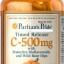 ผิวสวยใส เพิ่มภูมิต้านทาน Puritan's Pride Vitamin C-500 mg Time Release ขนาด 250 Caplets thumbnail 1