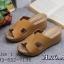 รองเท้าแตะผู้หญิง ตัว H หนัง ปั๊ม พร้อมกล่อง 36-40 เสริมซ้น thumbnail 1