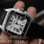 Cartier Santos 100 Watch มีกล่องหนัง พร้อมอุปกรณ์ thumbnail 2