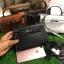 กระเป๋าถือ งานหนังเกรดพรีเมียม ปั๊ม รุ่น Kelly 8 นิ้ว thumbnail 1