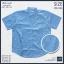 เสื้อเชิ๊ตแขนสั้น ลายลูกธนู สีฟ้า thumbnail 3