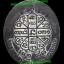 เหรียญหล่อโบราณ เนื้อนวะโลหะเต็มสูตร หลวงปู่คำพันธ์ โฆสปัญโญ วัดธาตุมหาชัย รุ่นปฐวีธาตุ ปี2545 thumbnail 2