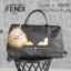 กระเป๋าเดินทาง ผ้าใบมีล้อลาก สไตล์ฟินดิ 22 นิ้ว thumbnail 1