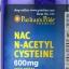 บำรุง ผิวขาว กระจ่างใส Puritan's Pride N-Acetyl Cysteine (NAC) 600 mg / 60 เม็ด thumbnail 1