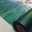 """สติ๊กเกอร์ติดกระจกแบบมีกาวในตัว """"Violet Flower Fence"""" หน้ากว้าง 90 cm ตัดแบ่งขายเมตรละ 189 บาท (ขั้นต่ำ 3m) thumbnail 1"""