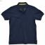 Basic Polo สีกรมท่า M-4XL (Changyim) ผ้าจุติ thumbnail 1