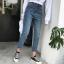 Slim Ankle Basic Jeans thumbnail 6