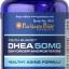 ชะลอความแก่ ปรับสมดุลร่างกาย Puritan's Pride DHEA 50 mg ขนาด 50 เม็ด thumbnail 1