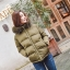 PRE Faux Fur Hooded Down Coat - short thumbnail 5