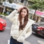 PRE Faux Fur Hooded Down Coat - short thumbnail 8