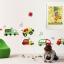 """สติ๊กเกอร์ติดผนัง ห้องเด็ก """"Cute Traffic รถยนต์"""" ความสูง 50 cm กว้าง 140 cm thumbnail 1"""